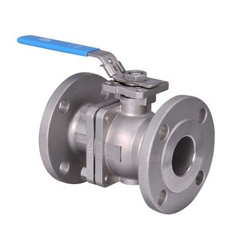 Ball Valve Forged Body 3 Piece Floating Ball