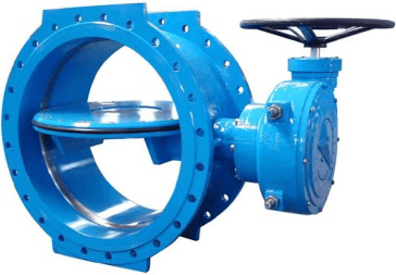 Butterfly Valve Double-Eccentric Disc