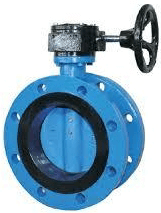 Butterfly Valve Double-Flanged